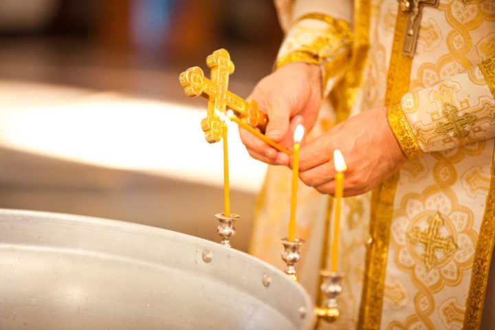 Таинство крещения: практические рекомендации